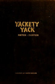 Vol 1914: Yackety yack serial