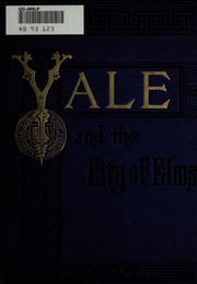 Yale and The city of elms,