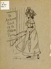 Ye Amherst girl of ye olden tyme