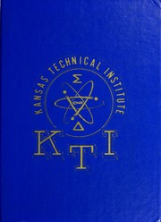 Vol 1979: Yearbook Kansas Technical Institute