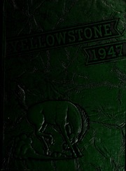 Vol 1947: Yellowstone, The
