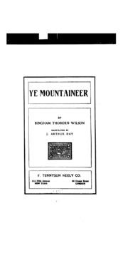 Ye Mountaineer