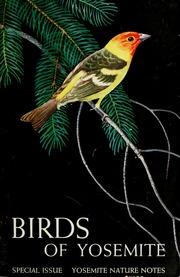 Vol 33 no.8: Yosemite nature notes