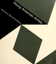 Young American artists : 1978 Exxon national exhibition, the Solomon R. Guggenheim Museum, New York : catalogue