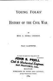 Young folks history of the civil war