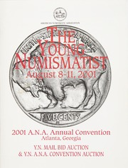 The Young Numismatist: 2001 ANA Annual Convention