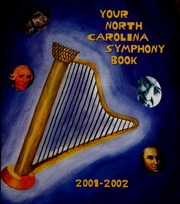 Vol 2002: Your North Carolina Symphony Book