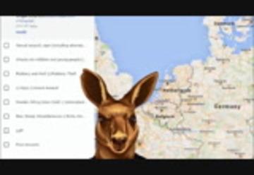 Xy Einzelfall Karte.Refugee Migrant Crime Map Peter Albrecht Free Download Borrow