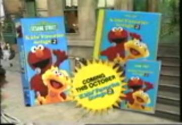 Youtube B8h4vvhyb4q Opening Closing To Elmo S World Wild Wild West Vhs 2001