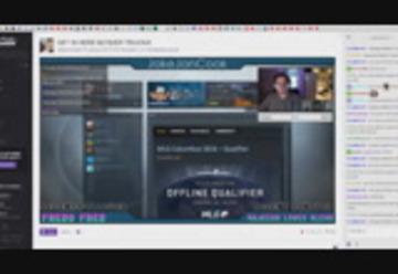 Youtube: GDTmsnY1ygk - Twitch Raid - Delete System32 Virus