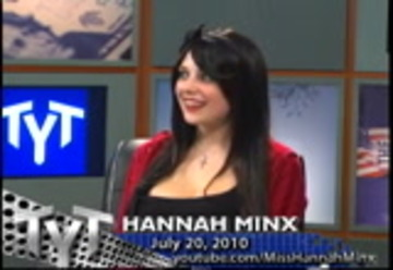 Would not Miss hannah minx