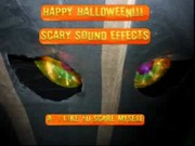 scary sound effects youtube