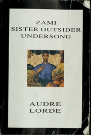 an overview of the poem our dead behind us by audre lorde