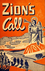 Zions call : our 1944 book for singing schools,conventions, etc.